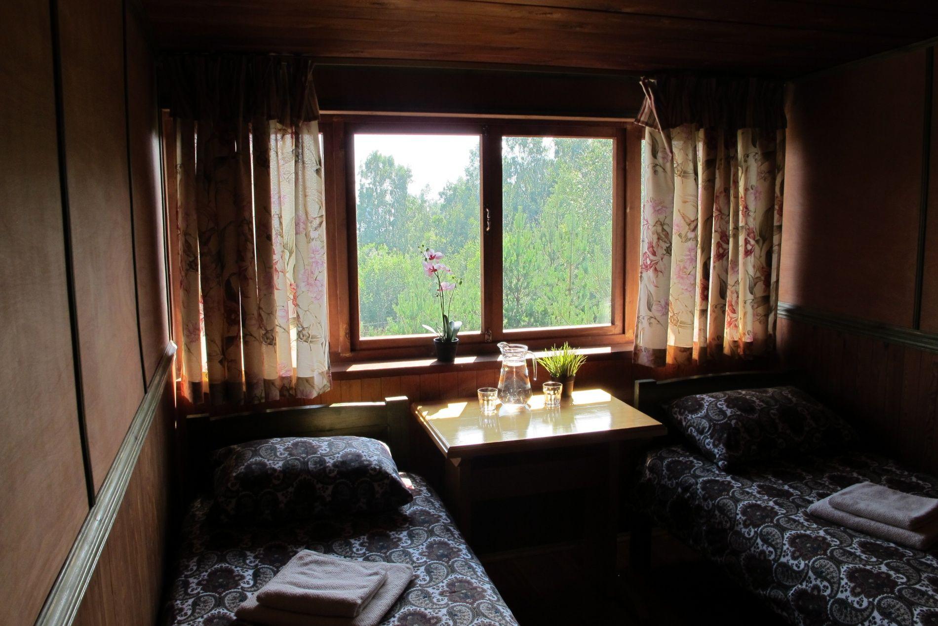 База отдыха «Кругобайкальская» Иркутская область Стандартный 2-местный номер, фото 3