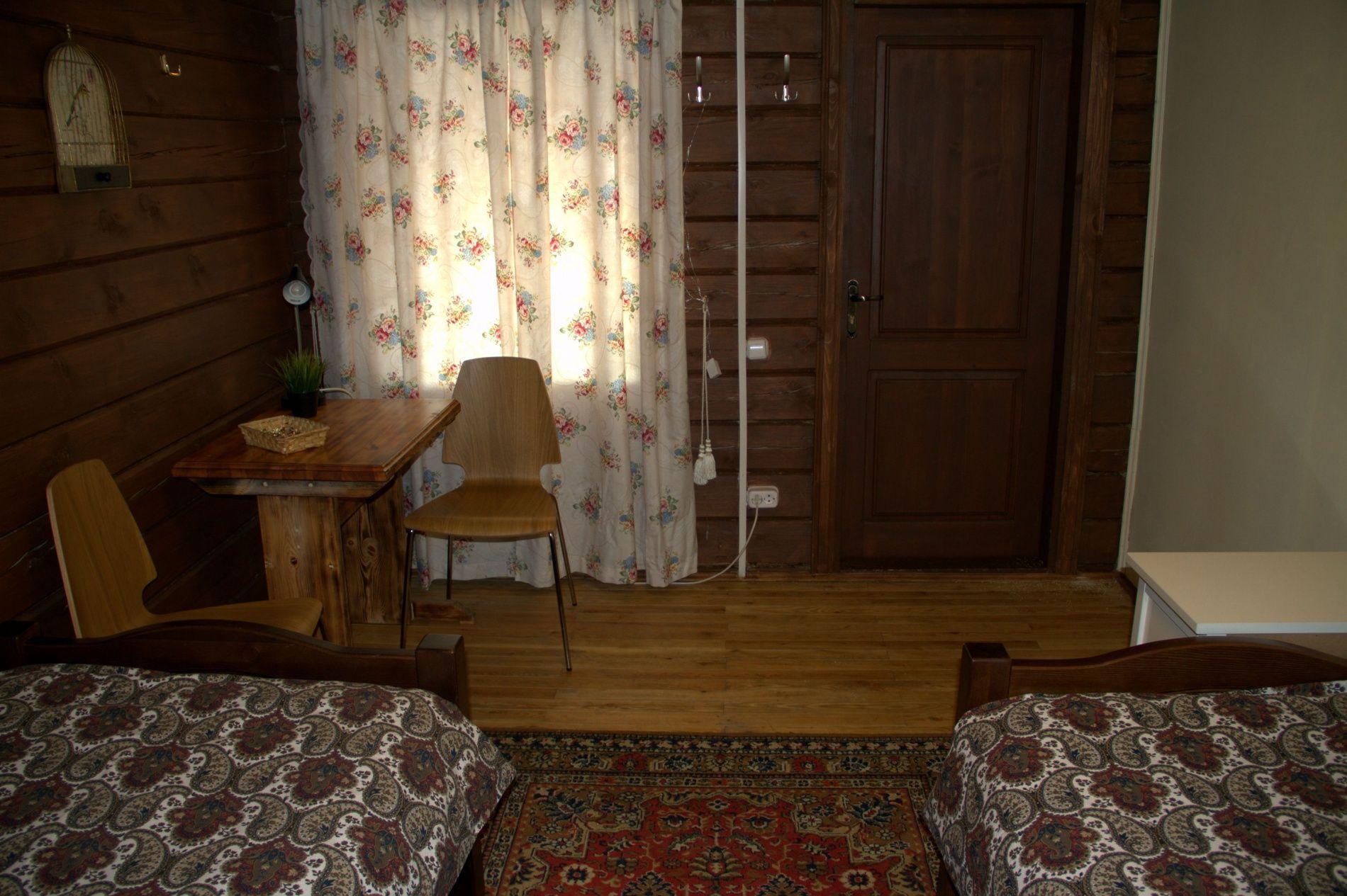 База отдыха «Кругобайкальская» Иркутская область Улучшенный 2-местный номер, фото 10