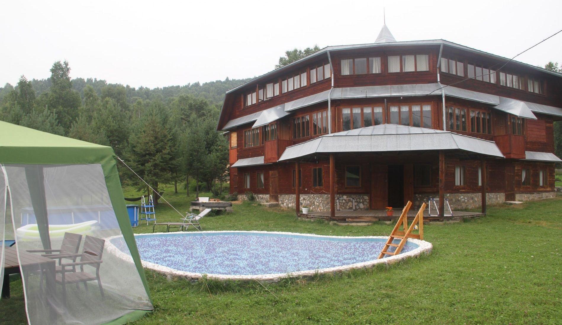 База отдыха «Кругобайкальская» Иркутская область, фото 1