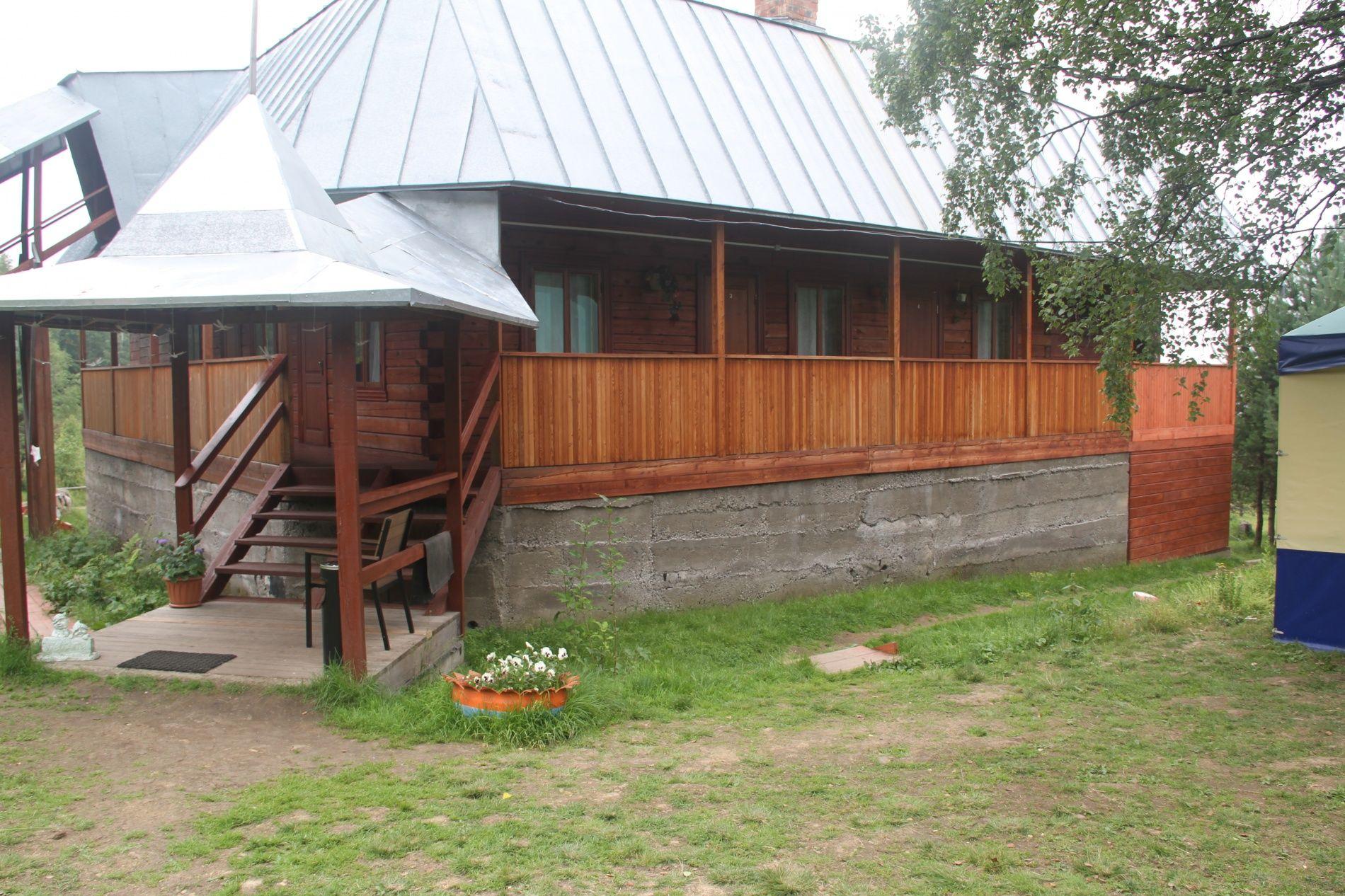 База отдыха «Кругобайкальская» Иркутская область, фото 2