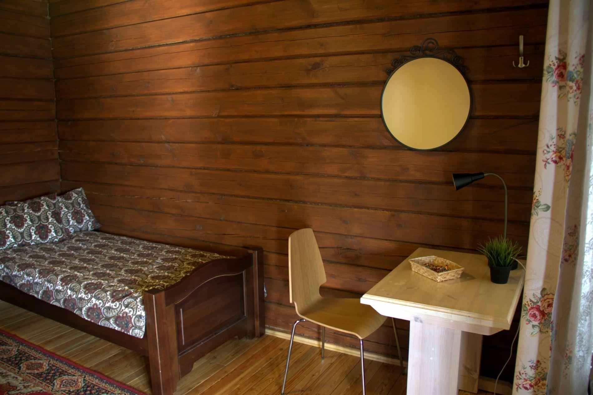 База отдыха «Кругобайкальская» Иркутская область Улучшенный 2-местный номер, фото 8