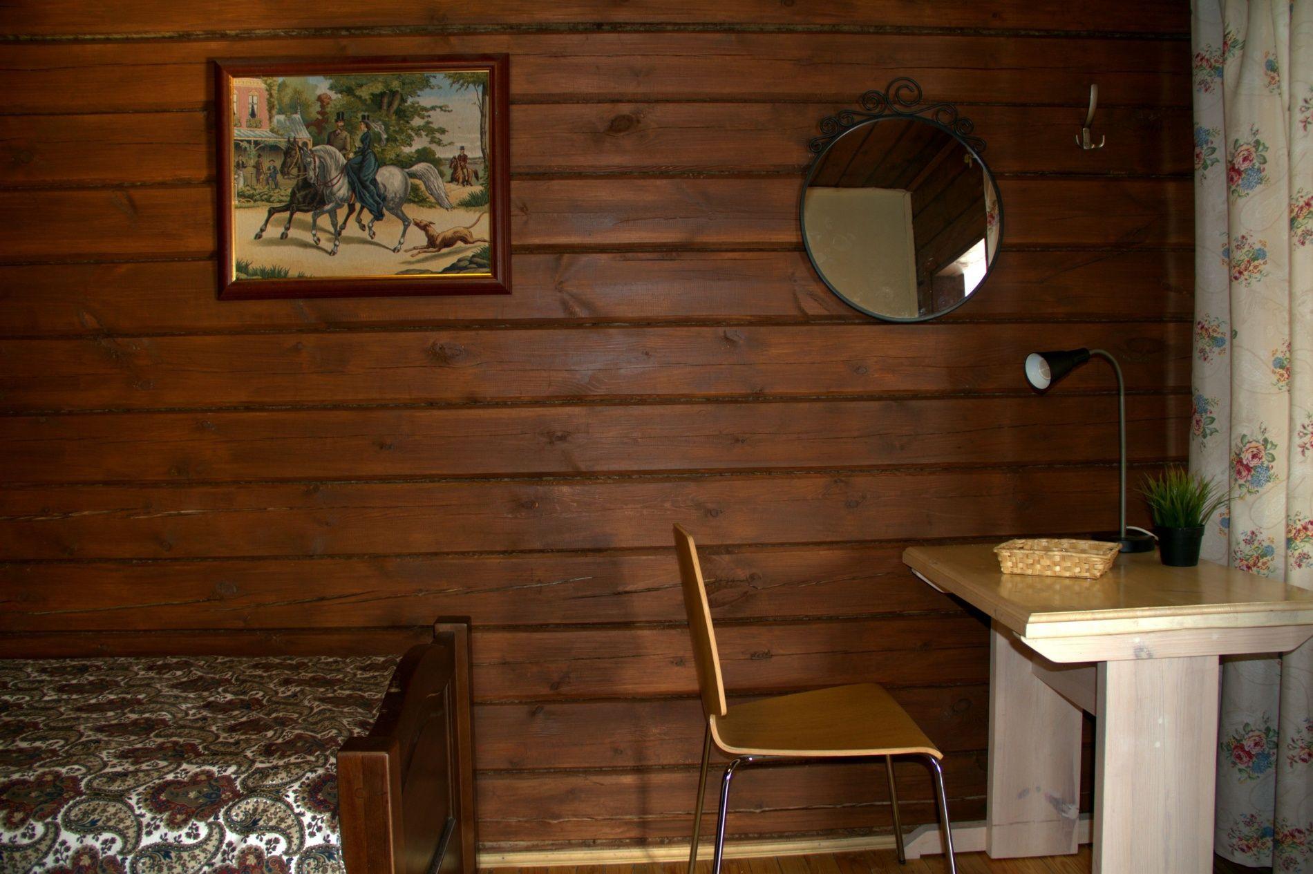 База отдыха «Кругобайкальская» Иркутская область Улучшенный 3-местный номер, фото 7