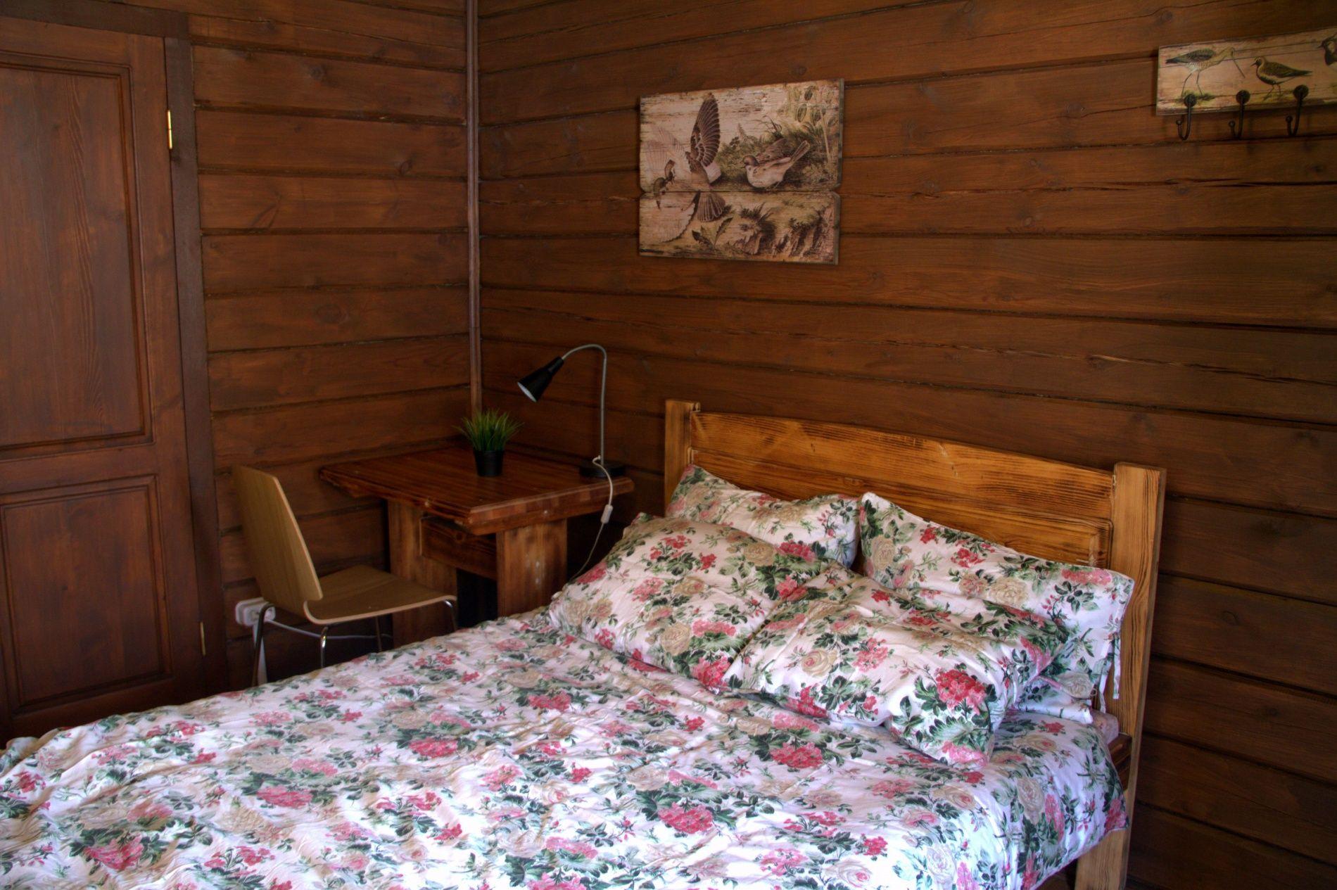 База отдыха «Кругобайкальская» Иркутская область Улучшенный 3-местный номер, фото 5