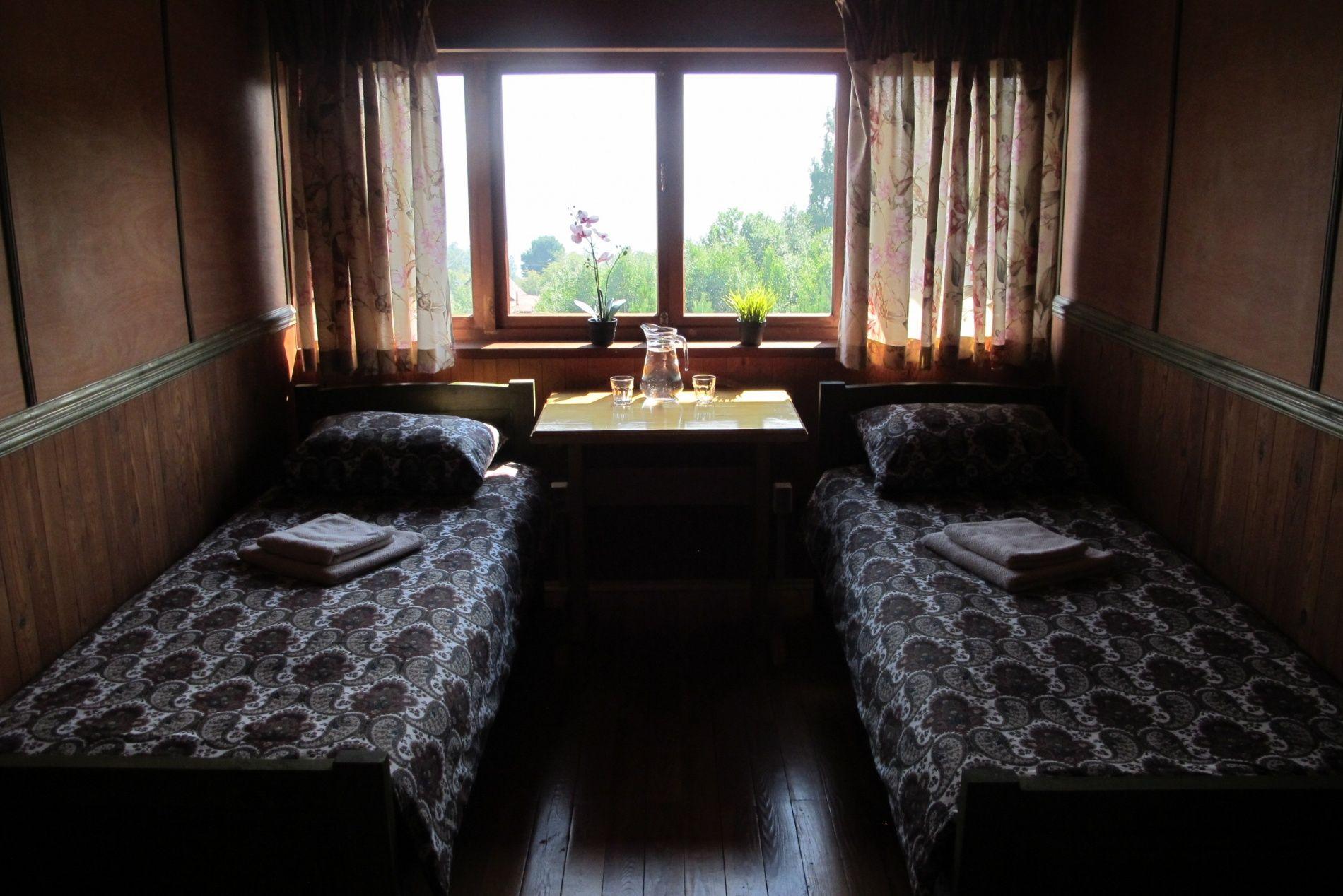 База отдыха «Кругобайкальская» Иркутская область Стандартный 2-местный номер, фото 6