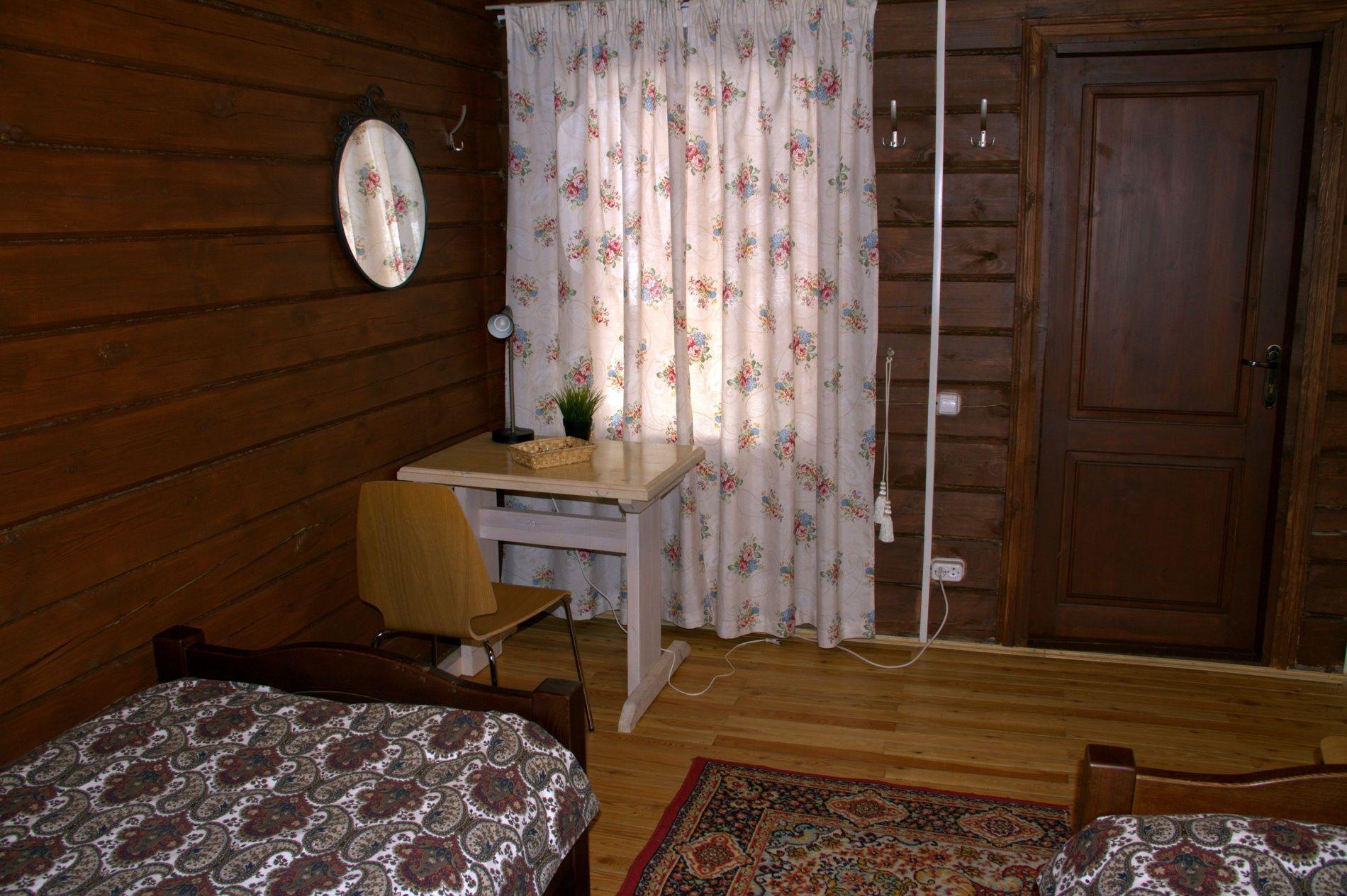 База отдыха «Кругобайкальская» Иркутская область Улучшенный 2-местный номер, фото 9