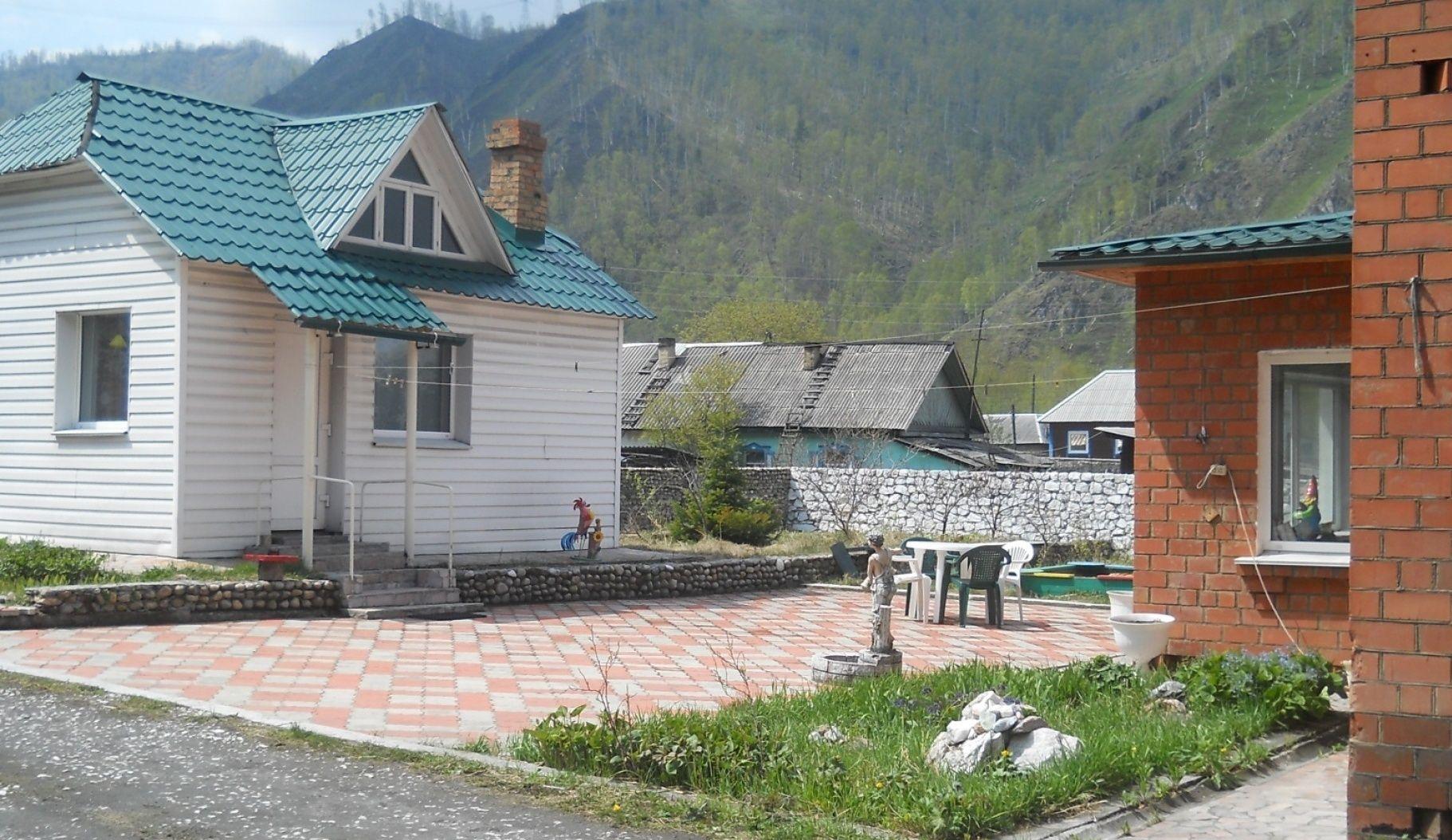 Турбаза «Серебряный источник» Иркутская область, фото 1