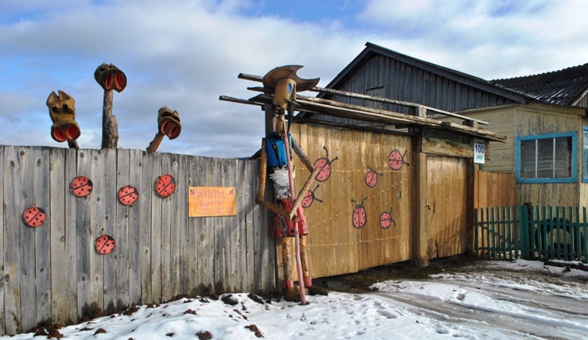 Комплекс гостевых домов «Божьи коровки» Челябинская область, фото 3