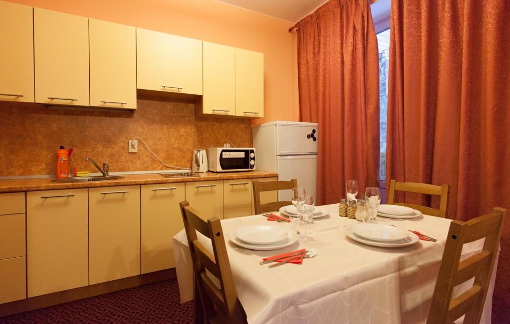 Отель «Домик Охотника» Ленинградская область Апартаменты 1-комнатные, фото 4