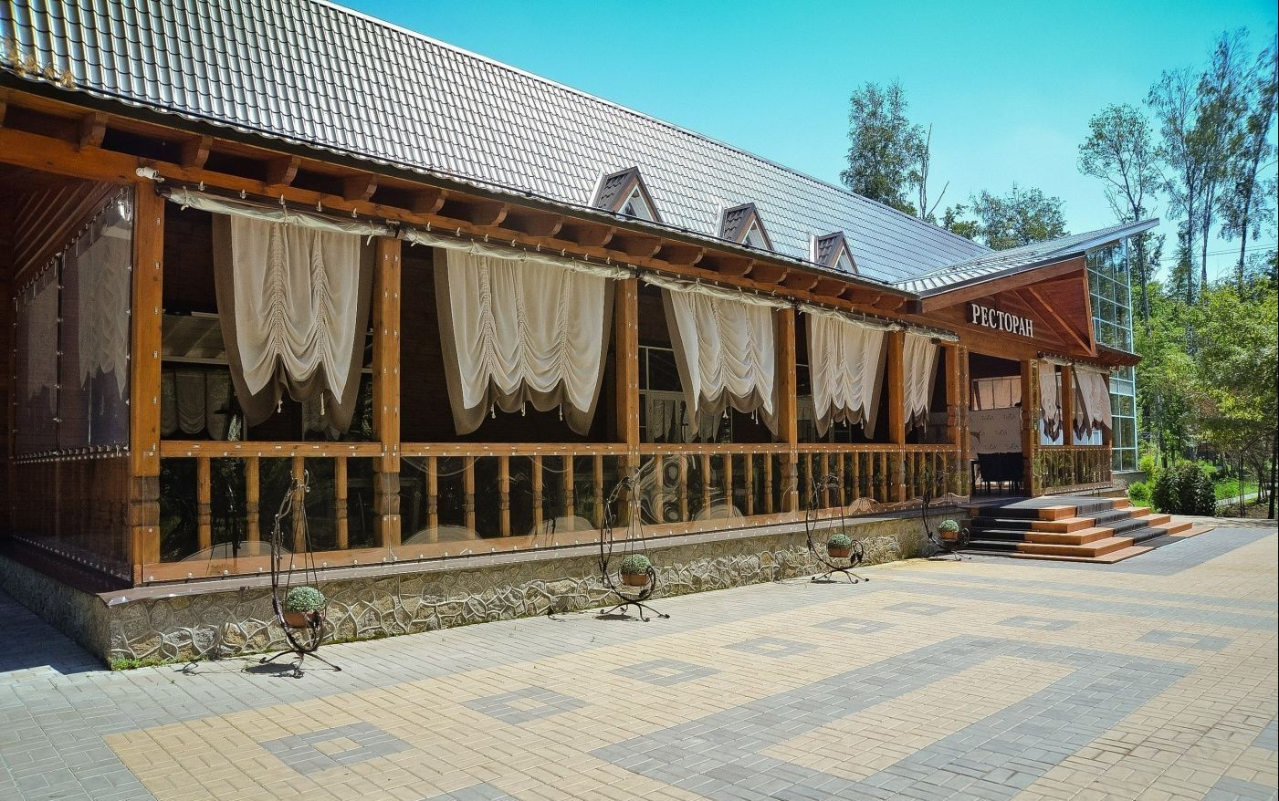 Парк-отель «ТайGA» Воронежская область, фото 20