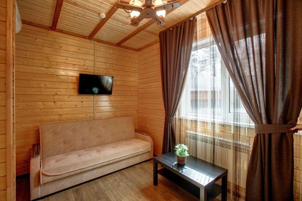 Парк-отель «ТайGA» Воронежская область Номер «Люкс», фото 3