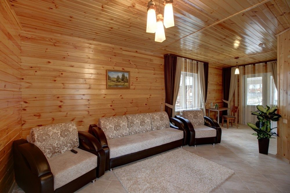 Парк-отель «ТайGA» Воронежская область Сруб 1-комнатный №1,2,3,4, фото 3