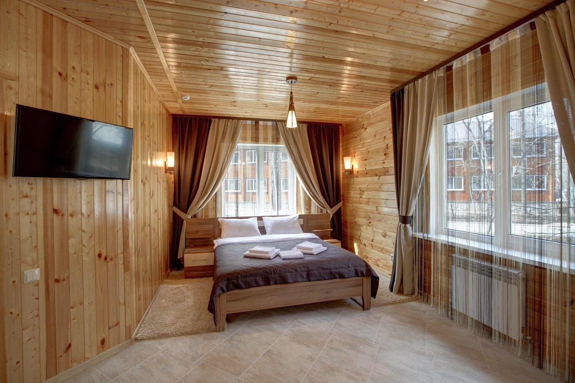 Парк-отель «ТайGA» Воронежская область Сруб 1-комнатный №1,2,3,4, фото 1