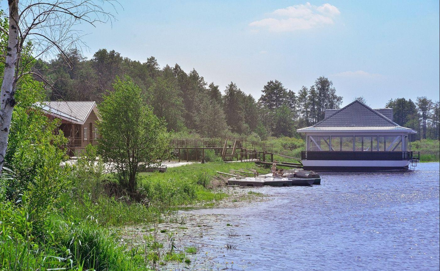 Парк-отель «ТайGA» Воронежская область, фото 34
