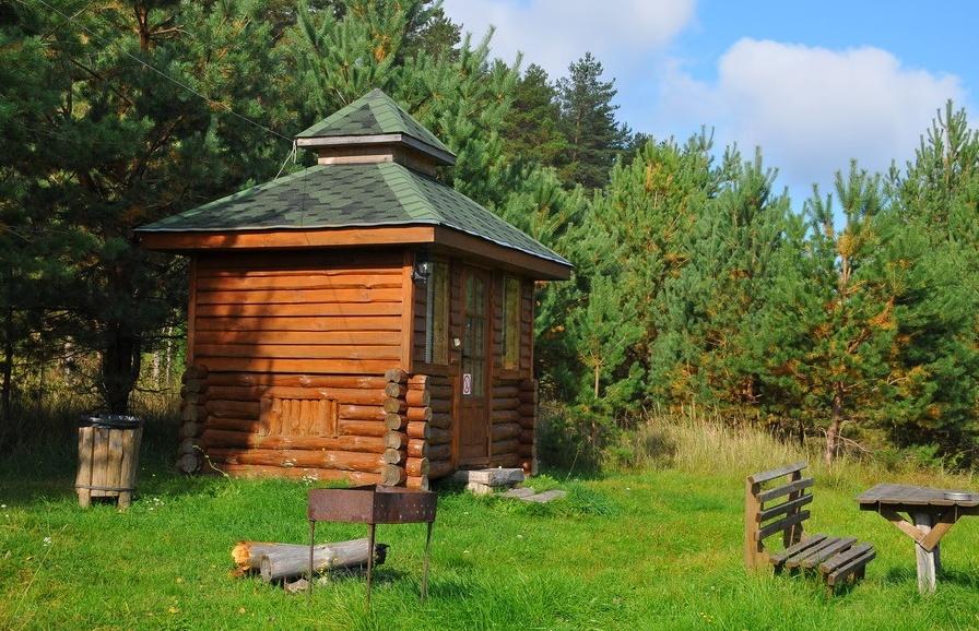 База отдыха «Царицына Слободка» Брянская область Дом №3, фото 1