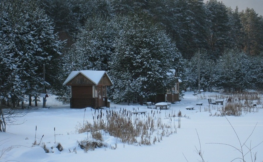 База отдыха «Царицына Слободка» Брянская область, фото 19