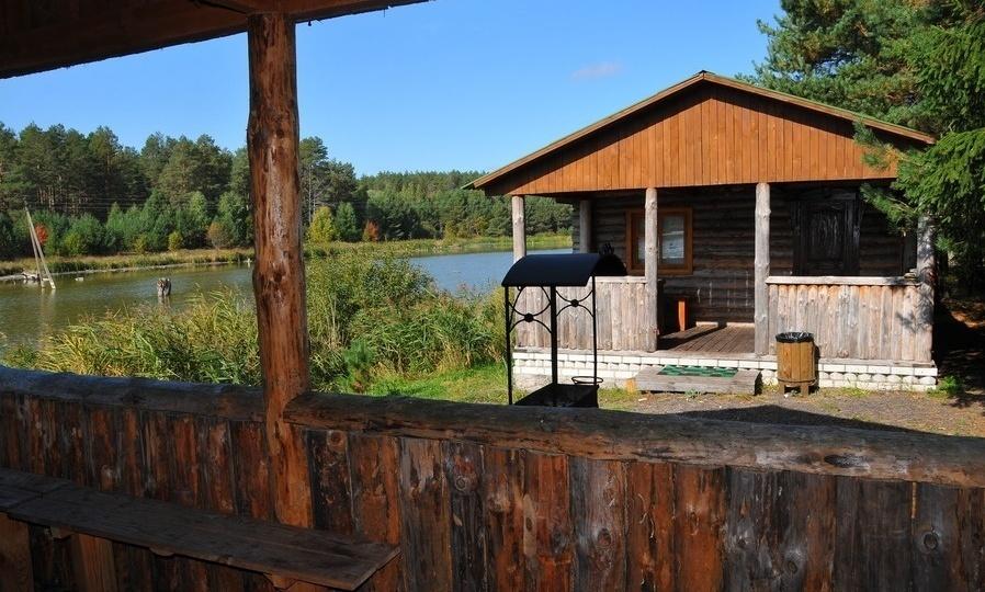 База отдыха «Царицына Слободка» Брянская область Дом №4, фото 1