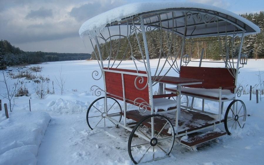 База отдыха «Царицына Слободка» Брянская область, фото 21