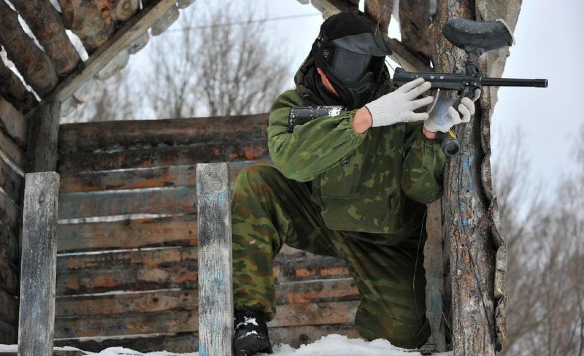 """База отдыха """"Экстримлэнд"""" Нижегородская область, фото 2"""