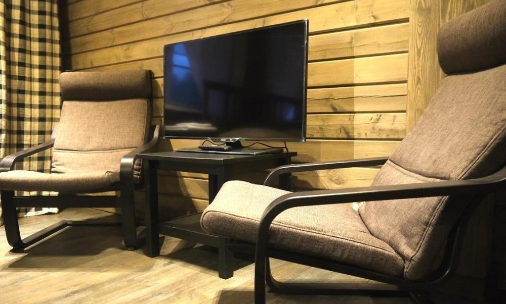 База отдыха «Экстримлэнд» Нижегородская область Номер «Люкс», фото 4