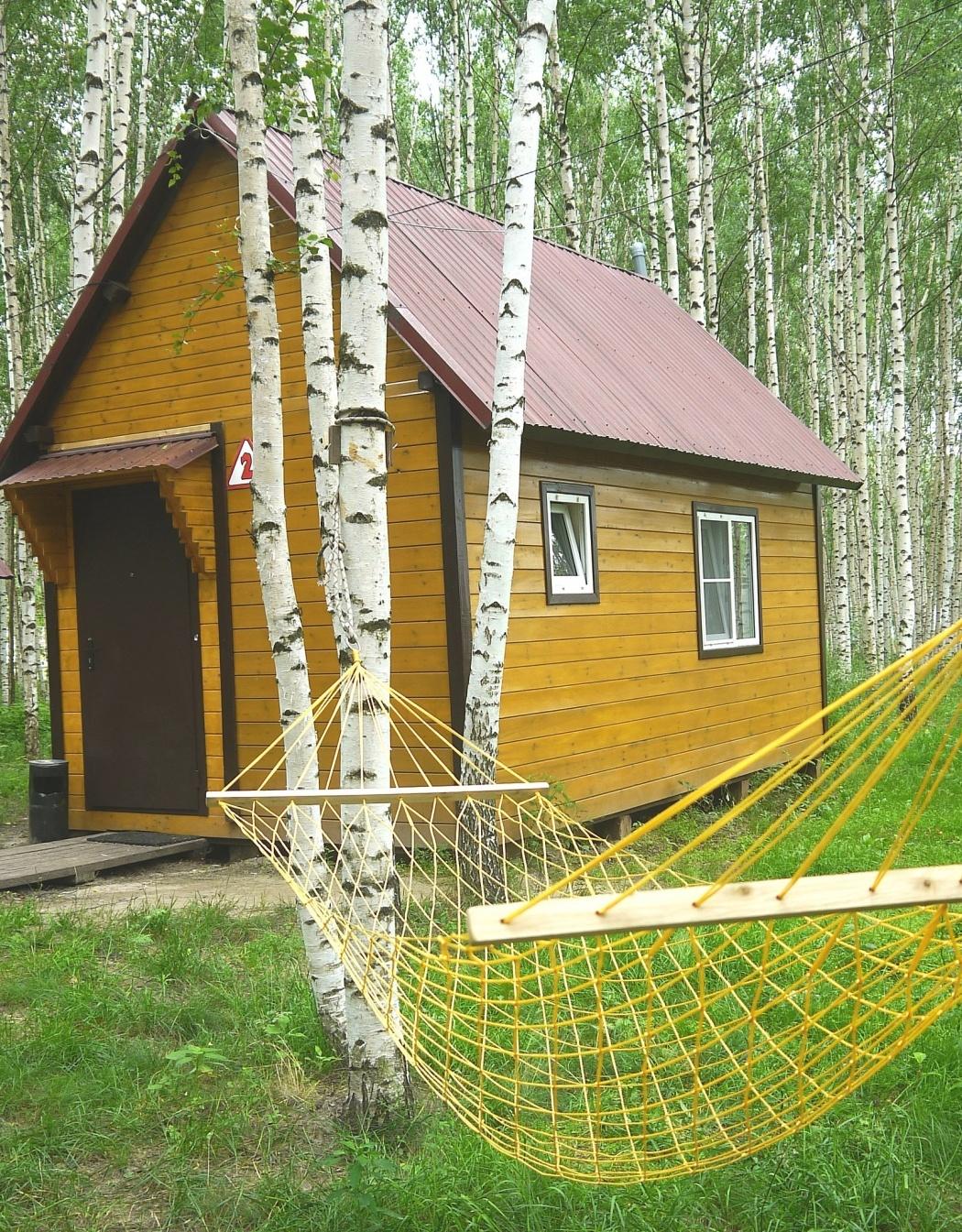 База отдыха «Экстримлэнд» Нижегородская область Бунгало (без питания), фото 1
