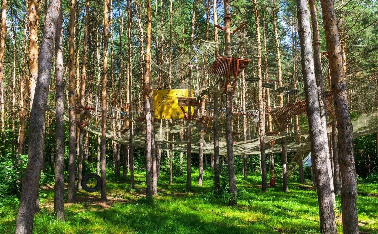 База отдыха «Экстримлэнд» Нижегородская область, фото 7