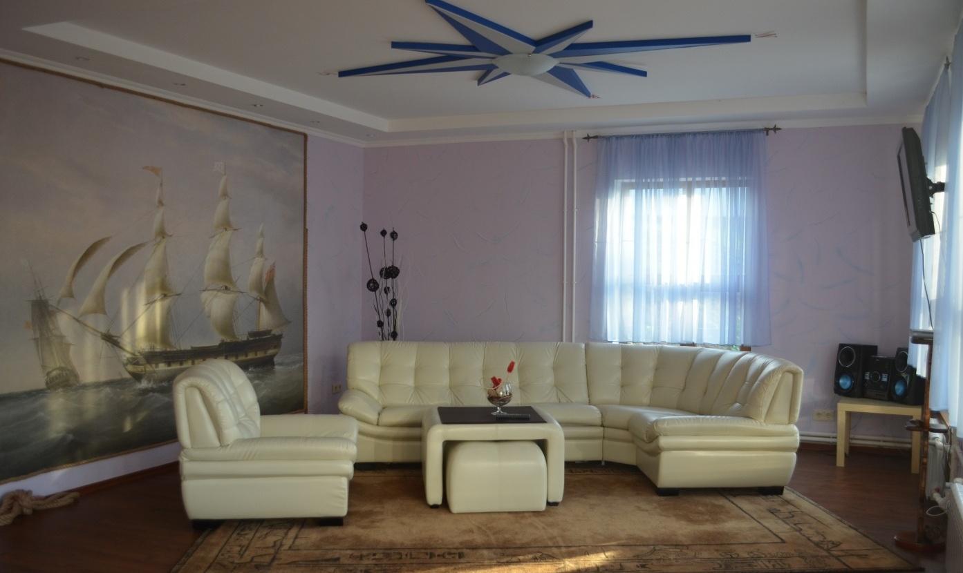 База отдыха «Белый лебедь» Новосибирская область Дом «Морской», фото 5
