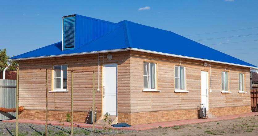 База отдыха «Белый лебедь» Новосибирская область Номер 3-местный в коттедже, фото 1