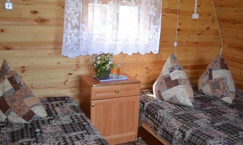 База отдыха «Белый лебедь» Новосибирская область Летний домик 3-местный, фото 3