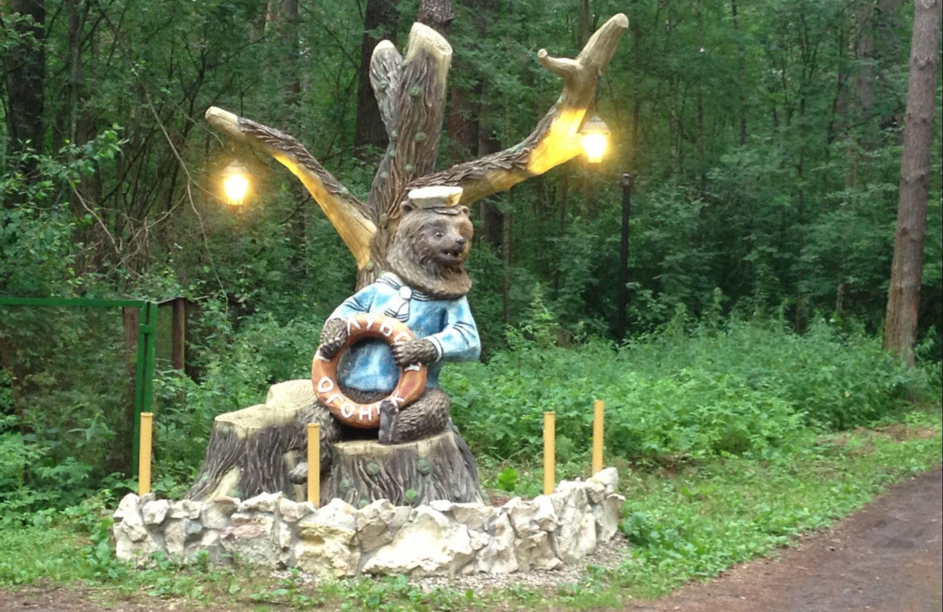 """База отдыха """"Голубой огонек"""" Калужская область, фото 24"""