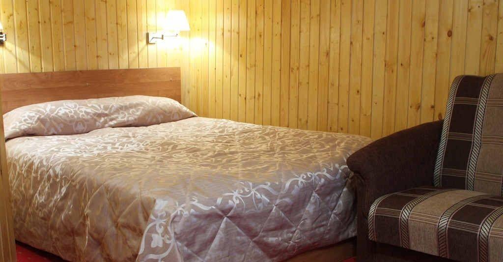 """Загородный отель """"Река Чаек"""" Нижегородская область Номер Студия 2-местный (2 этаж), фото 1"""