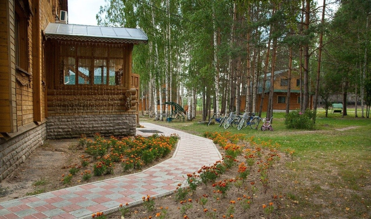 Загородный отель «Река Чаек» Нижегородская область, фото 9