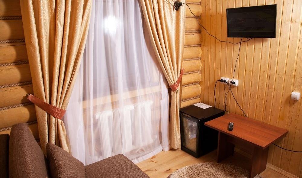 Загородный отель «Река Чаек» Нижегородская область Семейный коттедж, фото 4
