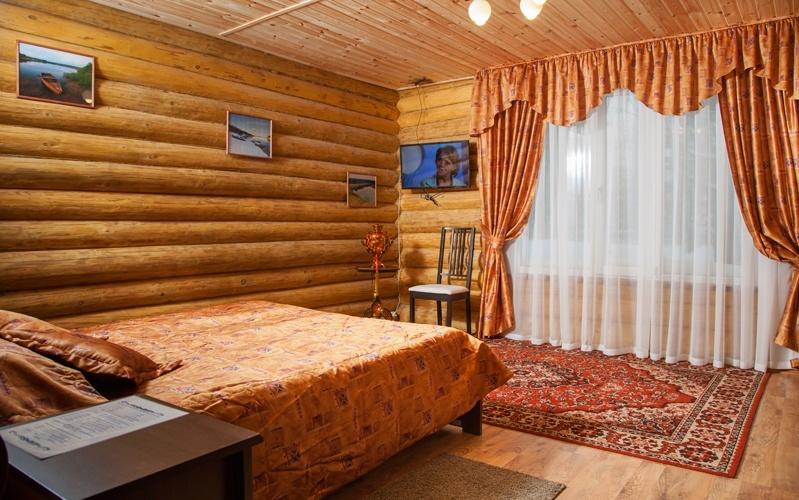 Загородный отель «Река Чаек» Нижегородская область Дом рыбака, фото 3