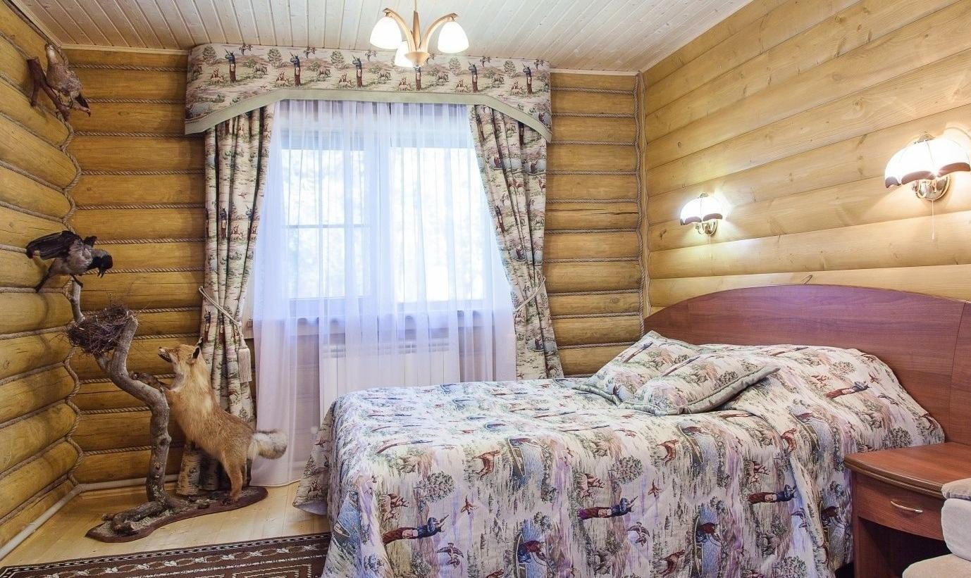 Загородный отель «Река Чаек» Нижегородская область Номер «Де Люкс» однокомнатный, фото 2