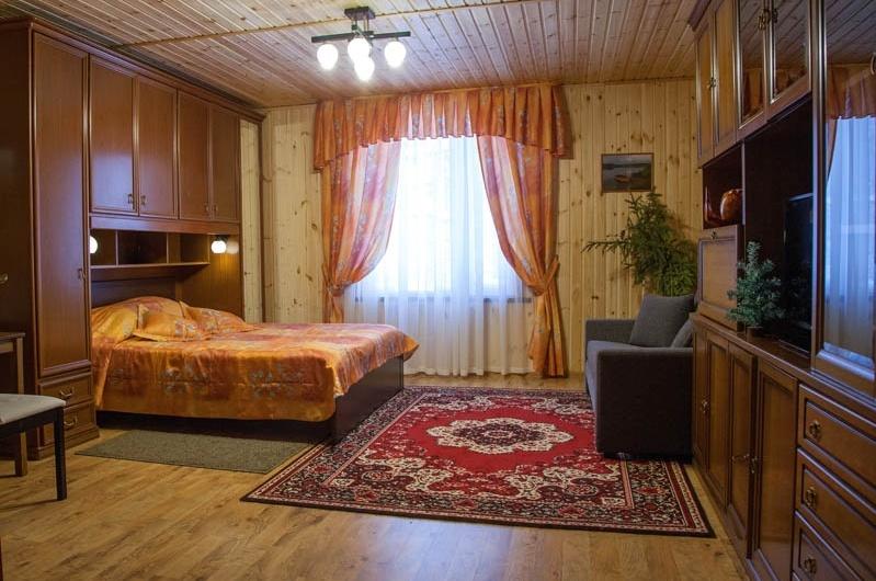 Загородный отель «Река Чаек» Нижегородская область Дом рыбака, фото 4