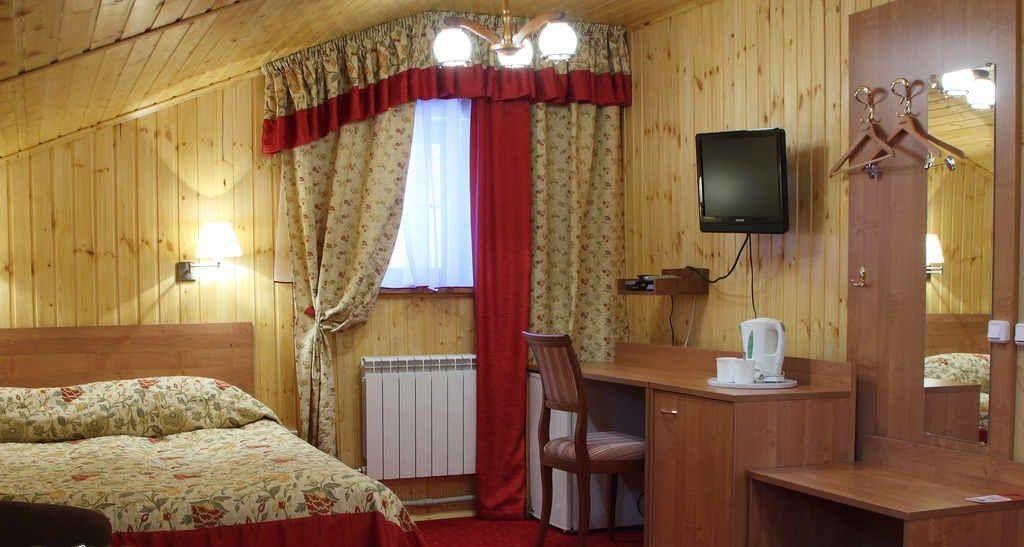Загородный отель «Река Чаек» Нижегородская область Номер «Студия», фото 3