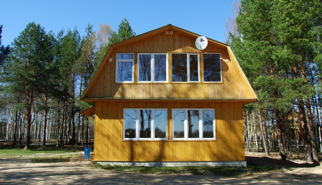 Загородный отель «Река Чаек» Нижегородская область, фото 2