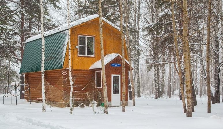 Загородный отель «Река Чаек» Нижегородская область Дом рыбака, фото 1