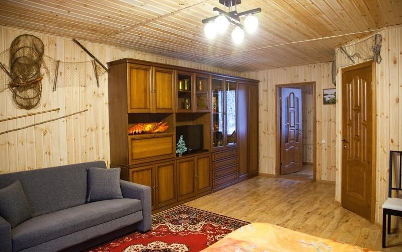 Загородный отель «Река Чаек» Нижегородская область Дом рыбака, фото 6