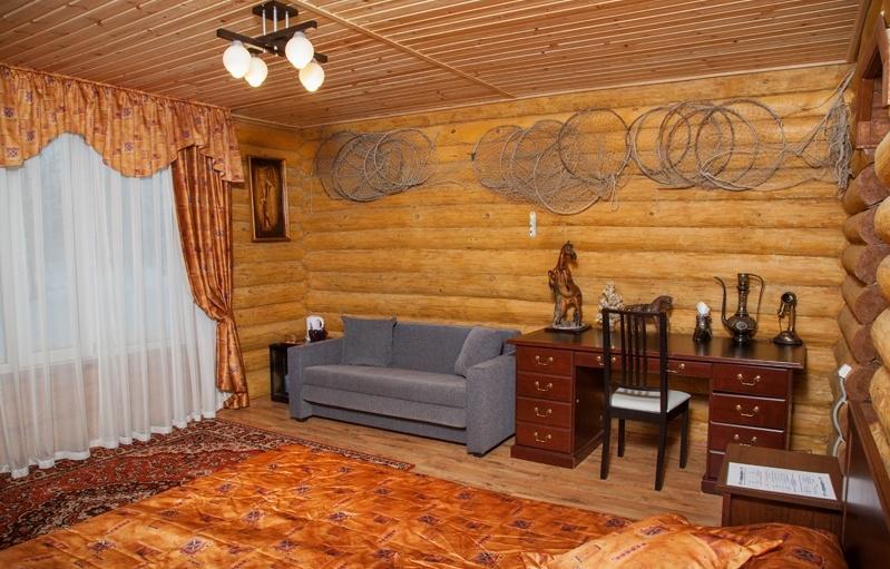 Загородный отель «Река Чаек» Нижегородская область Дом рыбака, фото 7
