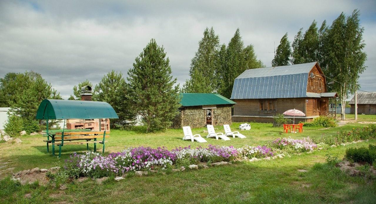 Загородный отель «Река Чаек» Нижегородская область, фото 12