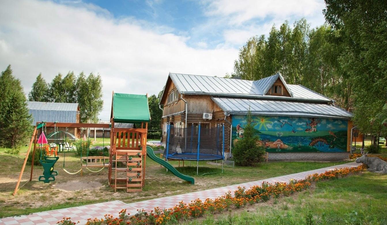 Загородный отель «Река Чаек» Нижегородская область, фото 11