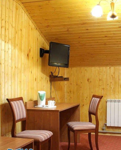 """Загородный отель """"Река Чаек"""" Нижегородская область Номер Студия 2-местный (2 этаж), фото 4"""