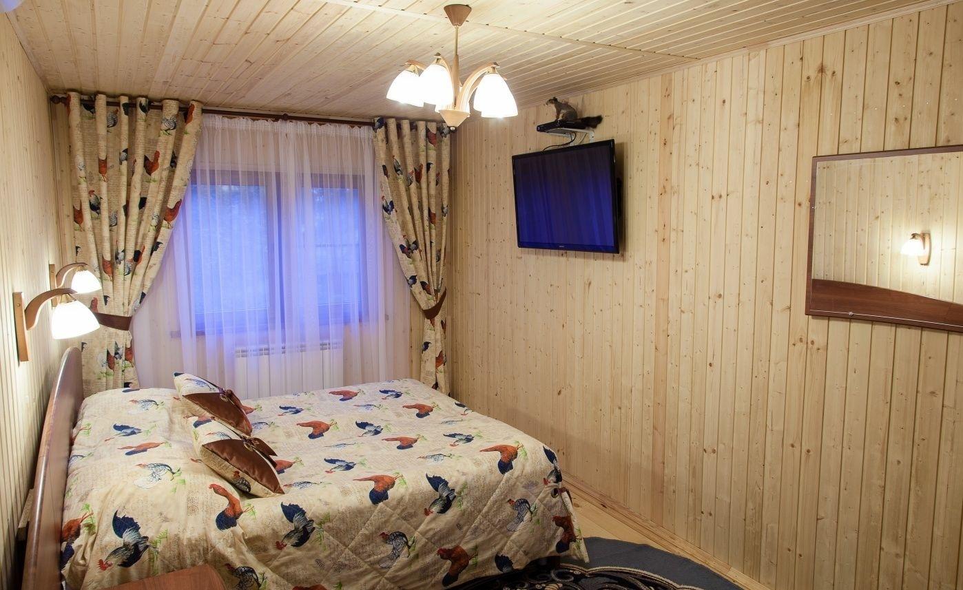 Загородный отель «Река Чаек» Нижегородская область Номер «Де Люкс» однокомнатный, фото 3