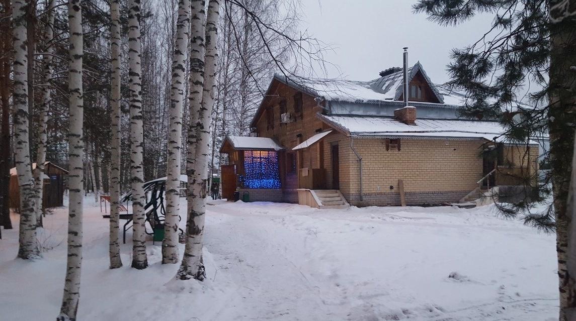 Загородный отель «Река Чаек» Нижегородская область, фото 25