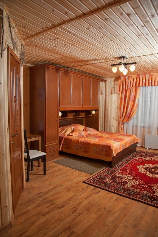 Загородный отель «Река Чаек» Нижегородская область Дом рыбака, фото 5