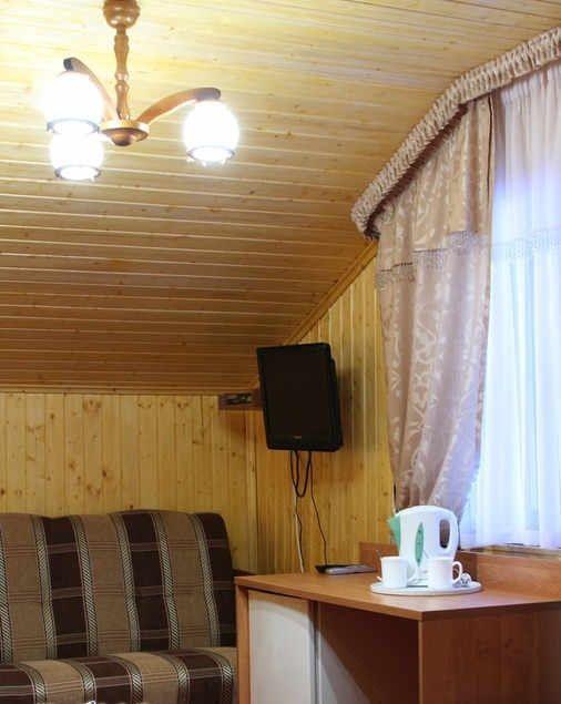 Загородный отель «Река Чаек» Нижегородская область Номер «Студия», фото 5