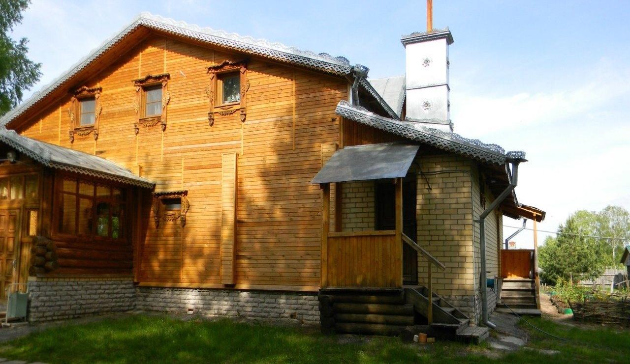 """Загородный отель """"Река Чаек"""" Нижегородская область, фото 1"""