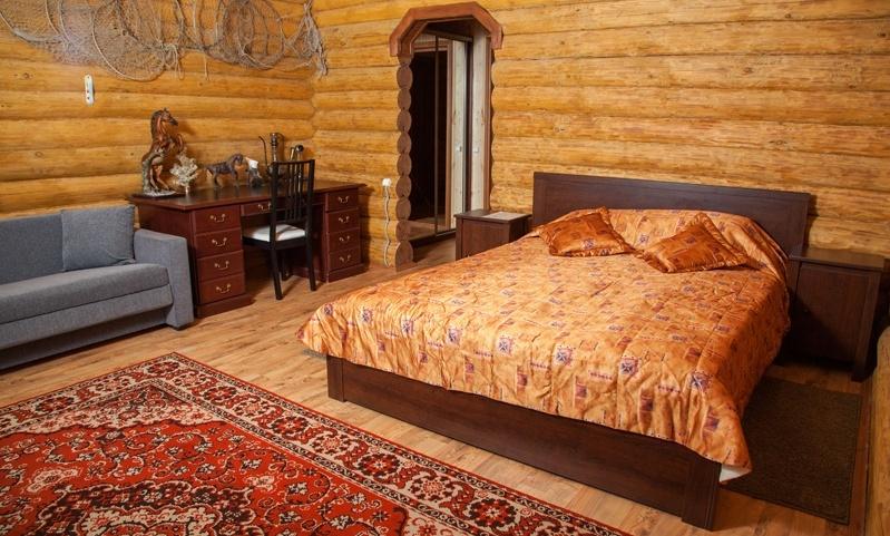 Загородный отель «Река Чаек» Нижегородская область Дом рыбака, фото 2