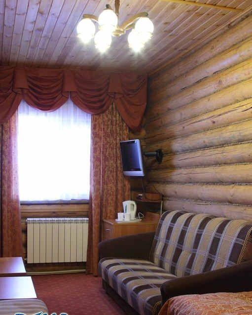 Загородный отель «Река Чаек» Нижегородская область Номер «Стандарт», фото 2